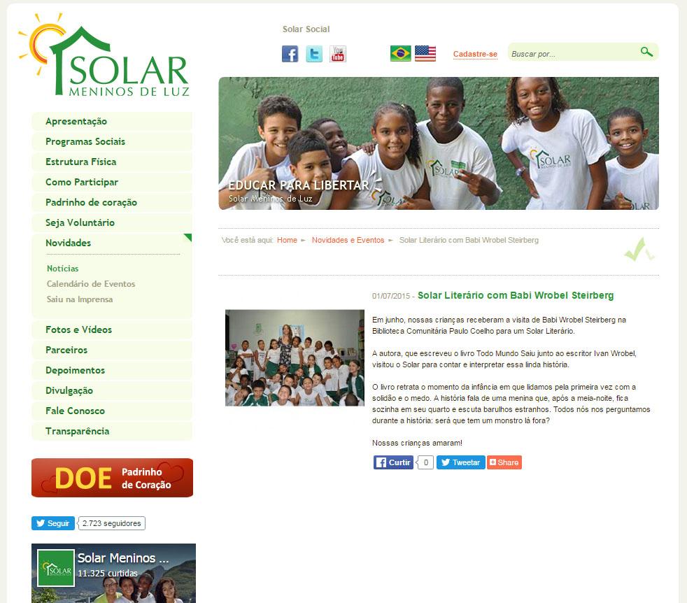 clipping 12 # solar literario 3